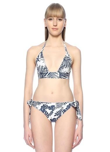 Leal Daccarett Bikini Üst Renkli